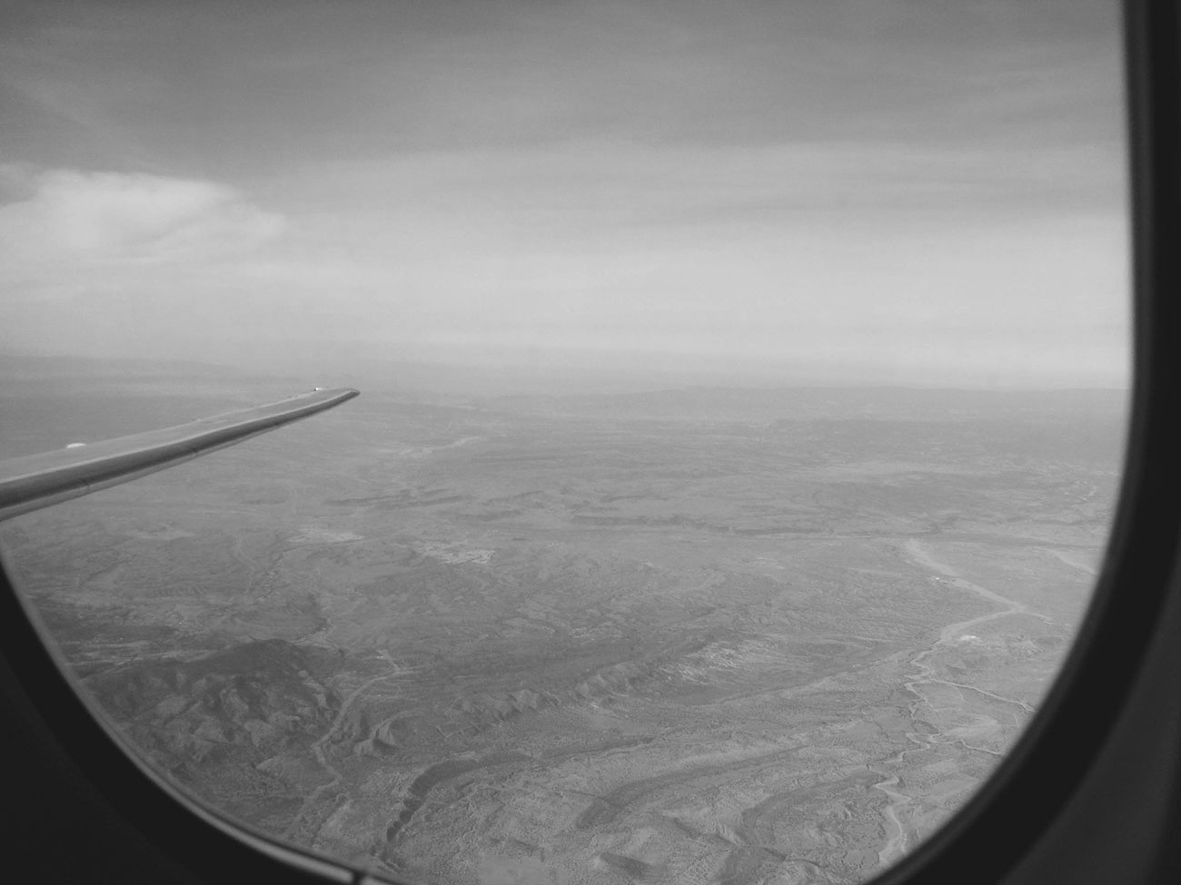Aerial New Mexico Landscape - Kirsten Whitney
